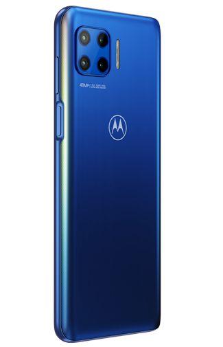 Productafbeelding van de Motorola Moto G 5G Plus 128GB Blue