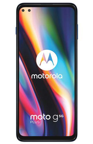 Productafbeelding van de Motorola Moto G 5G Plus 128GB Paars