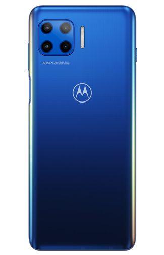 Productafbeelding van de Motorola Moto G 5G Plus 64GB Blue