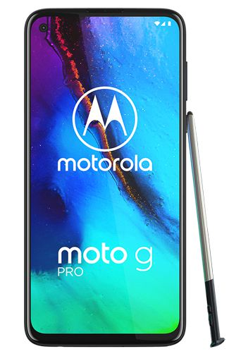 Productafbeelding van de Motorola Moto G Pro Blue