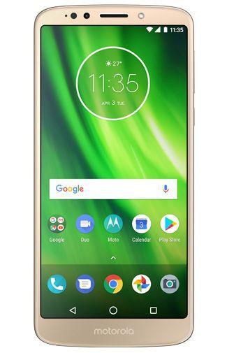 Productafbeelding van de Motorola Moto G6 Play Gold