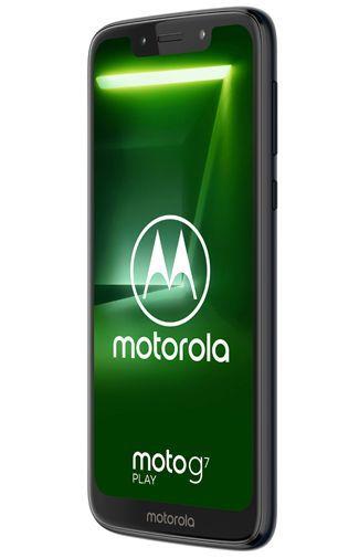 Productafbeelding van de Motorola Moto G7 Play Blue