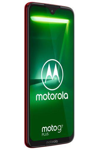 Productafbeelding van de Motorola Moto G7 Plus Red