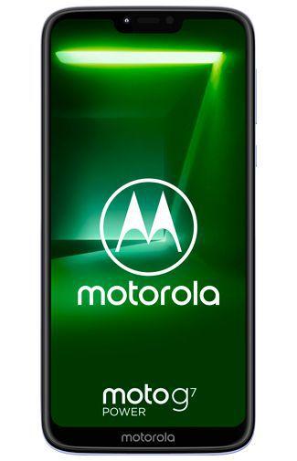 Productafbeelding van de Motorola Moto G7 Power Purple