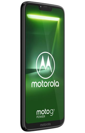 Productafbeelding van de Motorola Moto G7 Power Black