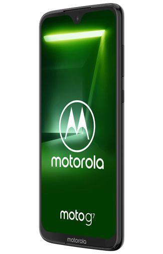 Productafbeelding van de Motorola Moto G7 Black
