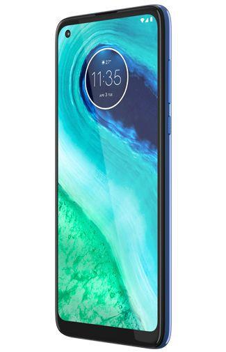 Productafbeelding van de Motorola Moto G8 Blue