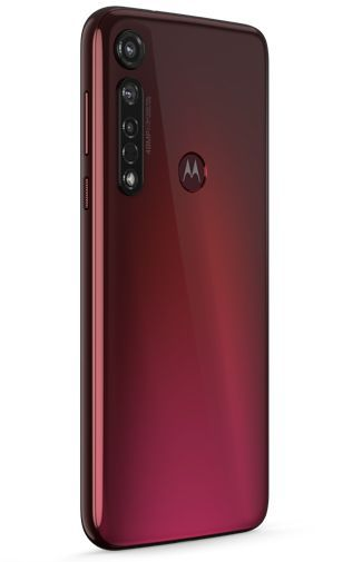 Produktimage des Motorola Moto G8 Plus Pink