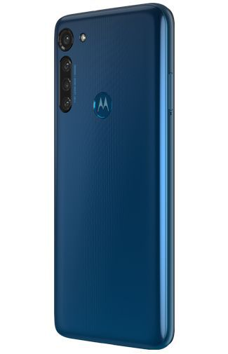 Produktimage des Motorola Moto G8 Power Blau