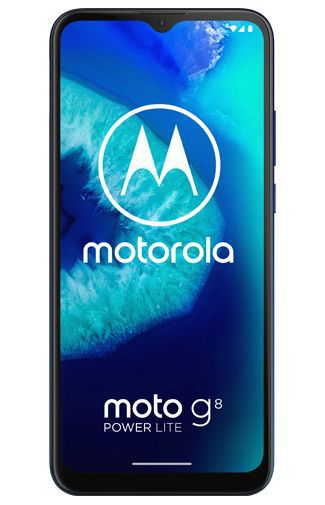 Motorola Moto G8 Power Lite Dark Blue