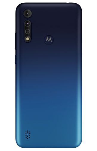 Productafbeelding van de Motorola Moto G8 Power Lite Dark Blue