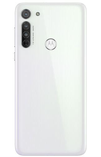 Product image of the Motorola Moto G8 White