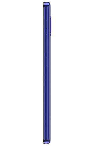 Product image of the Motorola Moto G9 Play Blue