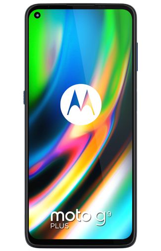 Motorola Moto G9 Plus Blue