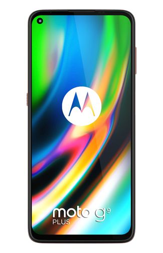 Motorola Moto G9 Plus Copper