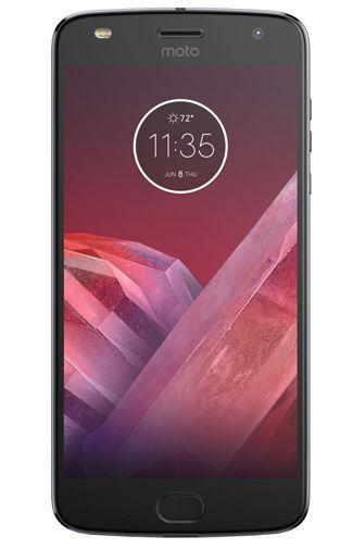 Productafbeelding van de Motorola Moto Z2 Play Single Sim 64GB Grey