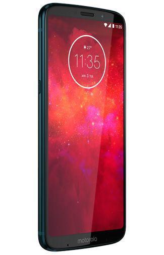 Productafbeelding van de Motorola Moto Z3 Play Blue
