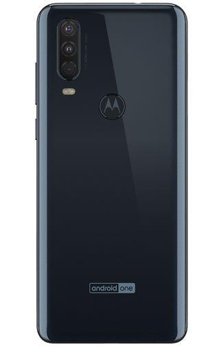 Produktimage des Motorola One Action Blue