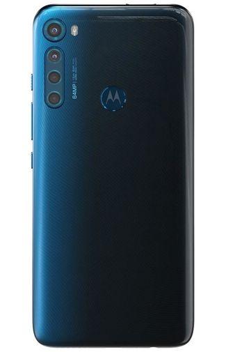 Productafbeelding van de Motorola One Fusion+ Blauw