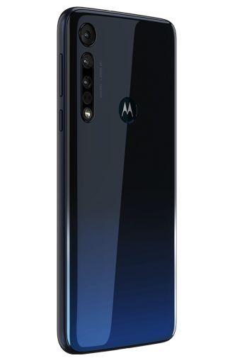 Productafbeelding van de Motorola One Macro Blue