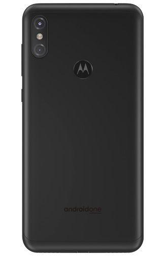 Productafbeelding van de Motorola One Power Black