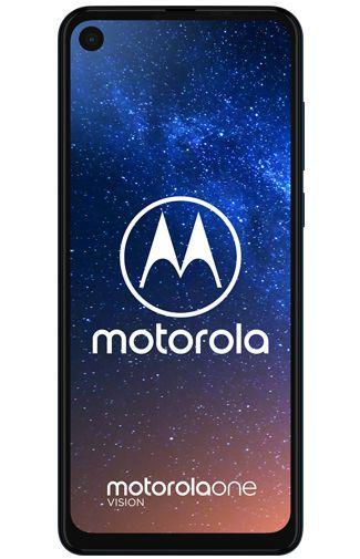 Motorola One Vision Blue