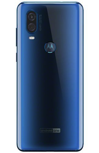 Produktimage des Motorola One Vision Blau