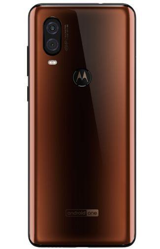 Produktimage des Motorola One Vision Bronze