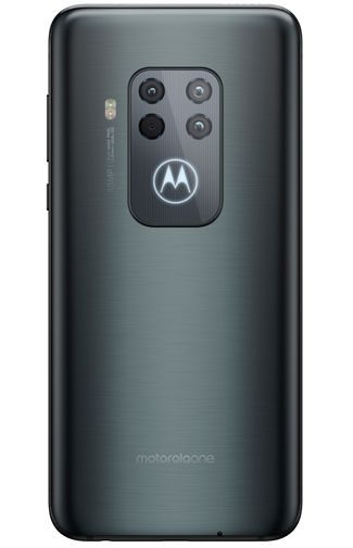 Produktimage des Motorola One Zoom Grau