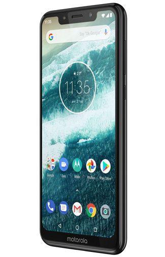 Productafbeelding van de Motorola One Black