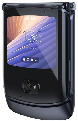 Productafbeelding van de Motorola Razr 5G Black