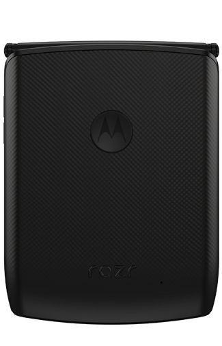 Produktimage des Motorola Razr Schwarz