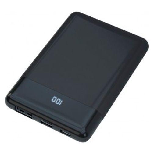 Productafbeelding van de Musthavz USB-C Powerbank 5000mAh Zwart