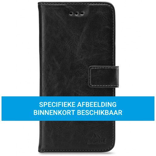 Productafbeelding van de My Style PU-leer Book Case Zwart Samsung Galaxy A72