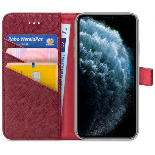 Productafbeelding van de My Style Flex Wallet Case Bordeaux Apple iPhone 11 Pro