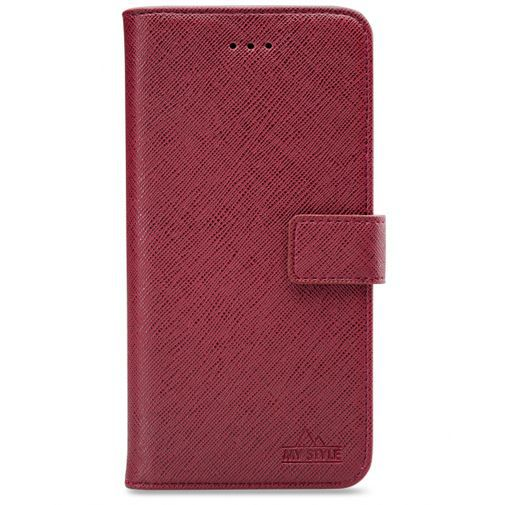 Productafbeelding van de My Style Flex Wallet Case Bordeaux Apple iPhone 11