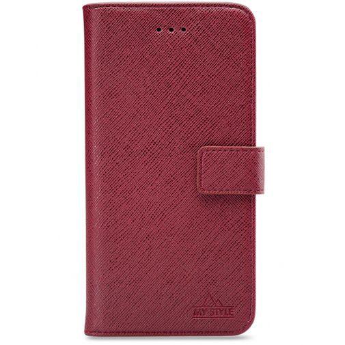 Productafbeelding van de My Style Flex Wallet Case Bordeaux Apple iPhone 6/6S/7/8/SE 2020