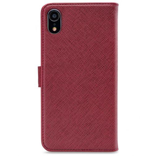 Productafbeelding van de My Style Flex Wallet Case Bordeaux Apple iPhone XR