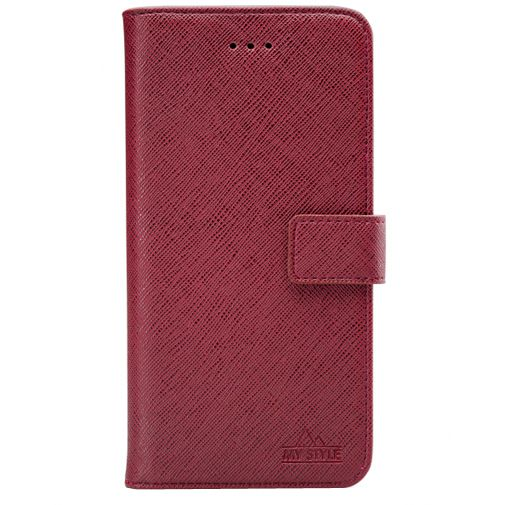 Productafbeelding van de My Style Flex Wallet Case Bordeaux Samsung Galaxy A51 4G