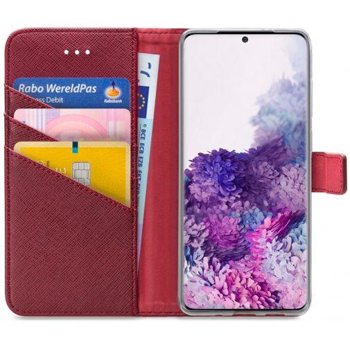 Productafbeelding van de My Style Flex Wallet Case Bordeaux Samsung Galaxy S20+