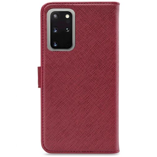 Productafbeelding van de My Style Flex Wallet Case Bordeaux Samsung Galaxy S20+
