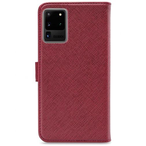 Productafbeelding van de My Style Flex Wallet Case Bordeaux Samsung Galaxy S20 Ultra