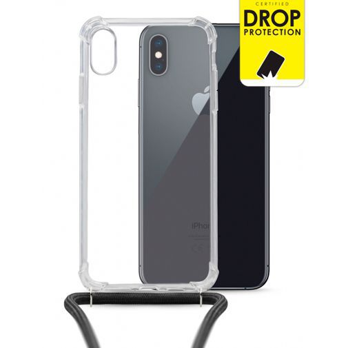 Produktimage des My Style Loop Case Clear Apple iPhone XS Max