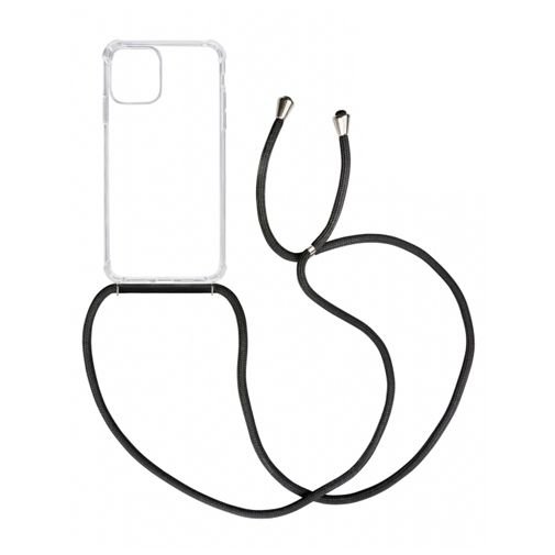 Productafbeelding van de My Style Loop TPU Back Cover Apple iPhone 12 Mini Transparant