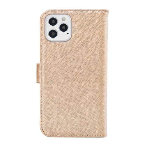 Productafbeelding van de My Style PU-Leer Book Case Apple iPhone 12 / 12 Pro Goud