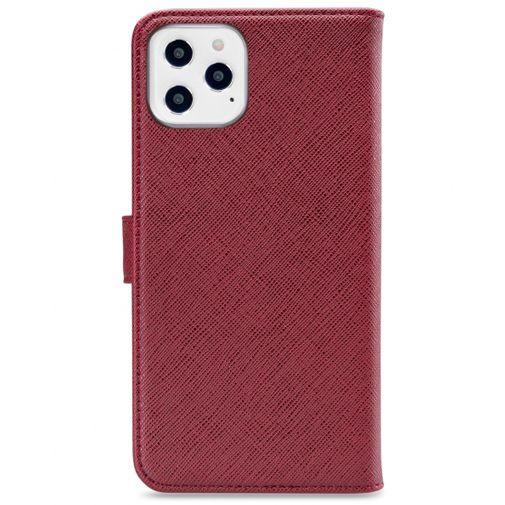Productafbeelding van de My Style PU-leer Book Case Apple iPhone 12 Pro Max Bordeaux