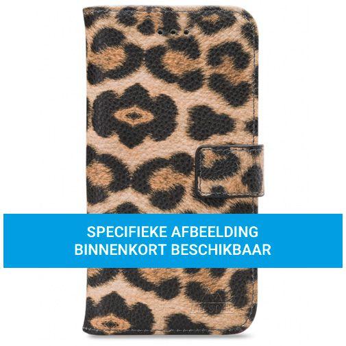 Productafbeelding van de My Style PU-leer Book Case Leopard Samsung Galaxy A52