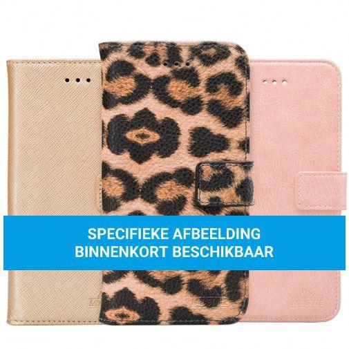 Productafbeelding van de My Style PU-leer Book Case Roze Samsung Galaxy A32 5G