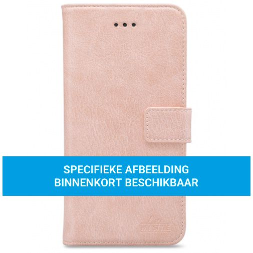 Productafbeelding van de My Style PU-leer Book Case Roze Samsung Galaxy A72