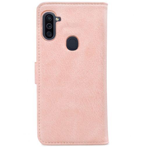 Productafbeelding van de My Style PU-leer Book Case Roze Samsung Galaxy M11
